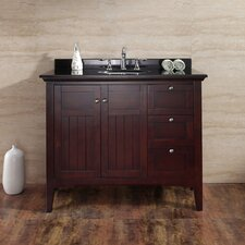 "Gavin 42"" Single Bathroom Vanity Set"