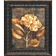 Antique Hydrangea I Framed Painting Print