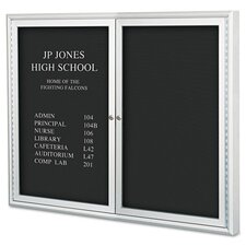 Directory Enclosed Letter Board