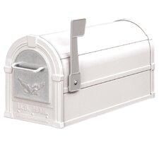 Post Mounted Mailbox