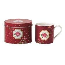 Royal Albert Giftware Mug with Tin Container