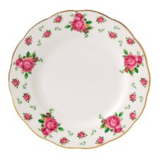 New Country Roses Formal Vintage Bread and Butter Plate