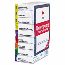 First Aid Kit Refill For 10 Unit