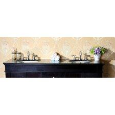 """61"""" Double Bathroom Vanity Top"""
