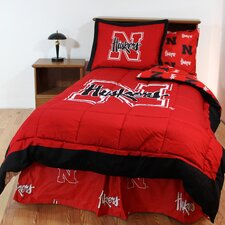 NCAA Nebraska Bed in a Bag Collection