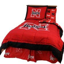 NCAA Nebraska Bedding Comforter Collection