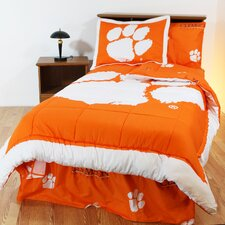 NCAA Clemson Bed-In-A-Bag Collection