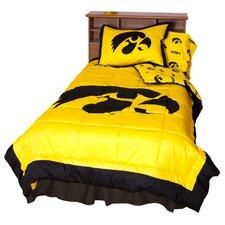 NCAA Iowa Bedding Comforter Collection