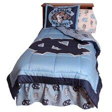 NCAA North Carolina Bedding Comforter Collection