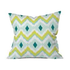 Andrea Victoria Caicos Zig Zag Outdoor Throw Pillow