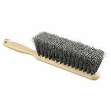 Flagged Polypropylene Counter Brush