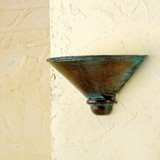 Rustik American Coop 1-Light Wall Sconce