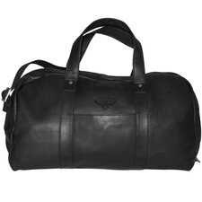 "NBA 18"" Leather Corey Travel Duffel"
