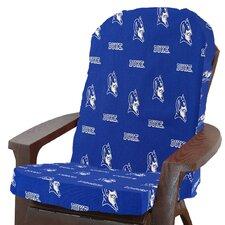 NCAA Outdoor Adirondack Chair Cushion