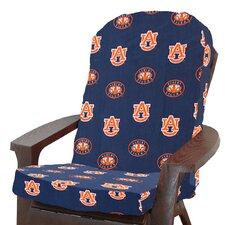 NCAA Auburn Outdoor Adirondack Chair Cushion
