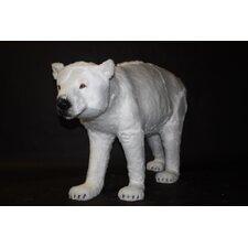 Polar Bear Figurine