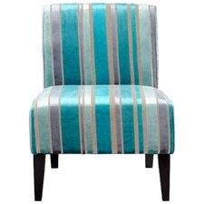Ms. Stripy Slipper Chair