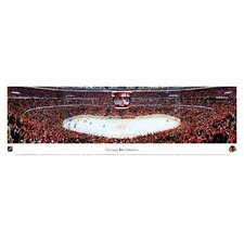 NHL Center Ice Unframed Panorama