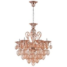 Bella 8-Light Candle-Style Chandelier