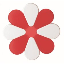 Latina Trivet in Red (Set of 2)