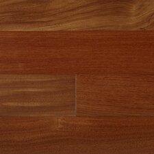 "3-1/4"" Engineered Santos Mahogany Hardwood Flooring in Natural"