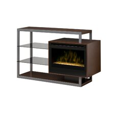 """Hadley 53"""" TV Stand with Electric Fireplace"""