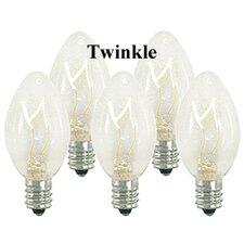 5W Light Bulb (Pack of 25)