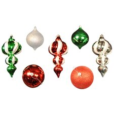 7 Piece Ornament Set