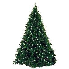 12' Green Artificial Christmas Tree