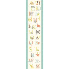 Selena ABC Jungle Growth Chart
