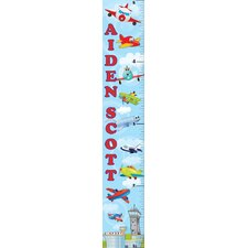 Planes Personalized Growth Chart