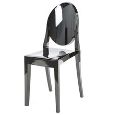 Victoria Ghost Side Chair (Set of 2)