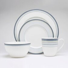 Java Swirl 4 Piece Place Setting, Service for 1