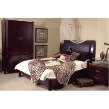 Allegro Platform Customizable Bedroom Set