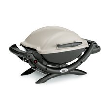 Q® Series 1000 Propane Titanium Portable Gas Grill