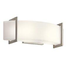 Crescent View 2-Light Bath Bar