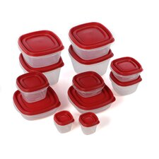 12 Container Food Storage Contaiber Set