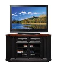 """Black Cherry 62"""" TV Stand"""
