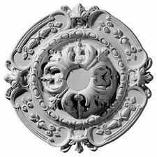 "Southampton 16.38""H x 16.38""W x 1.75""D Ceiling Medallion"