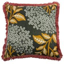 "Sprig 22"" Linen Throw Pillow"