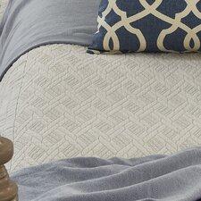 Palmer Linen Coverlet