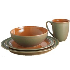 Duet 4 Piece Place Setting, Service for 1
