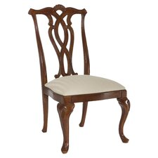 Cherry Grove Pierced Back Side Chair (Set of 2)