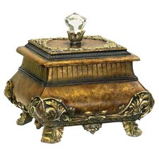 Traditional Gold Decorative Box