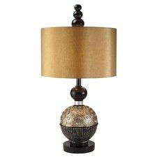 "Amber Twilight 31"" Table Lamp"