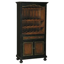 Annelles 18 Bottle Floor Wine Cabinet