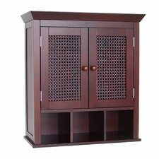 "Cane 22.5"" W x 24"" H Wall Mounted Cabinet"
