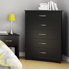 Fusion 5 Drawer Chest