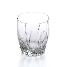 Starfire Crystal Double Rocks 12 Oz. Old Fashioned Glass (Set of 12)