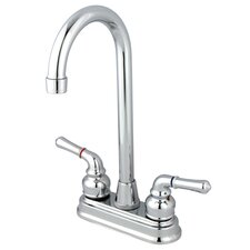 Magellan Double Handle Bar Faucet